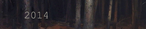 paintings - 2014