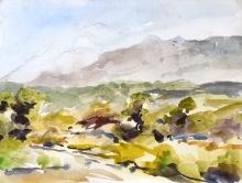 Landscape near Lefkos