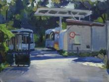 Bus gas