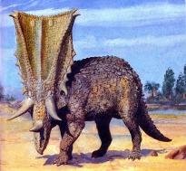 chasmosaurus_by_zdenek_burian_1976