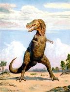 tarbosaurus_by_zdenek_burian_1970