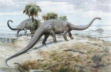 Zdenek Burian - Diplodocus