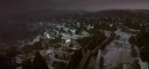 Tomas Honz - Town of dead
