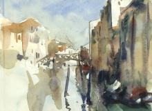 Canal of Venice, Tomas Honz