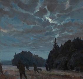 Midnight march