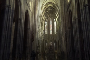 Cathedral - Tomas Honz
