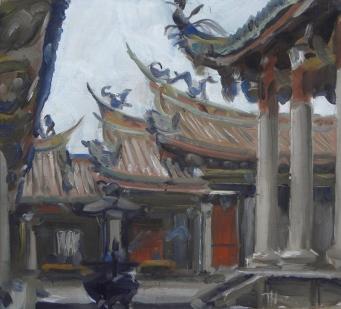 Xingtian temple